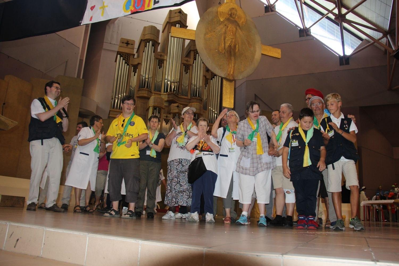 Lourdes mercredi 22 août 36