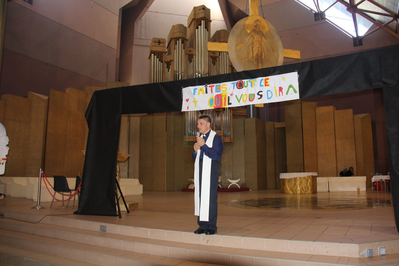 Lourdes mercredi 22 août 48