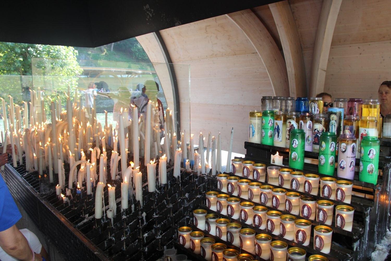 Lourdes mercredi 22 août 52