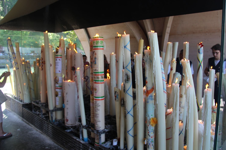 Lourdes mercredi 22 août 53
