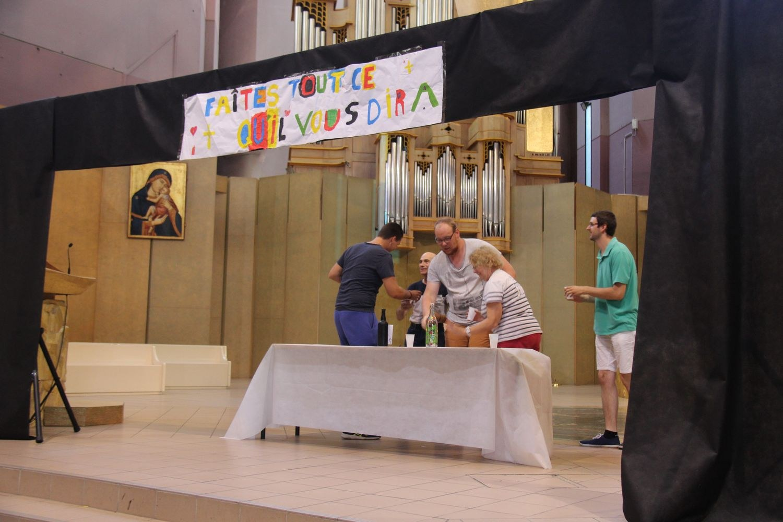 Lourdes mercredi 22 août 2
