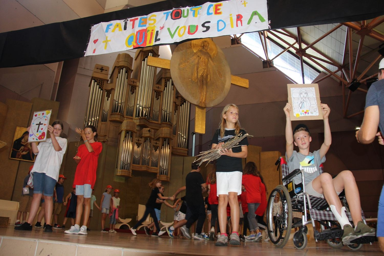 Lourdes mercredi 22 août 9