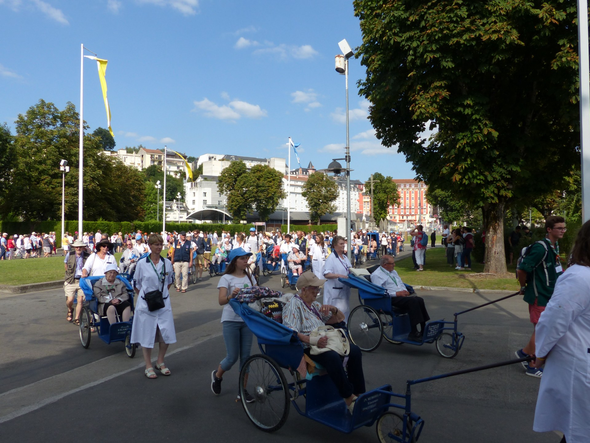 Lourdes2018-photos Saint-Sacrement (72)