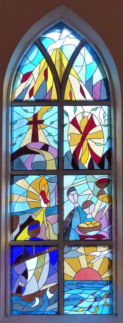 Mairieux-vitrail 08 St Andre