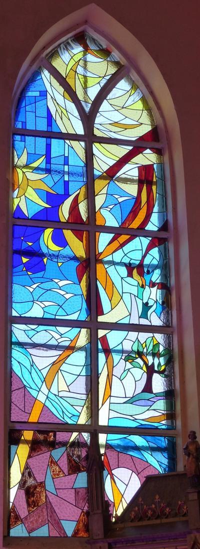 Mairieux-vitrail 13 Le Pere