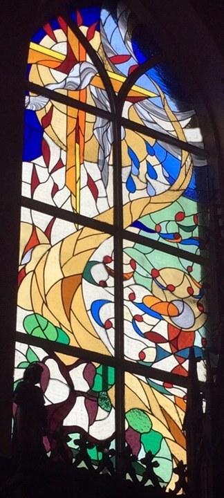 Mairieux-vitrail 14 Le Fils