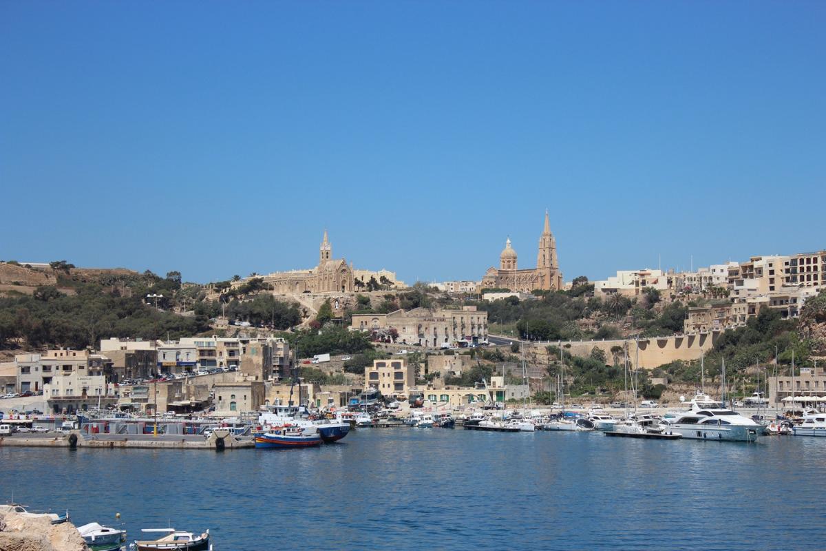 Malte ile de Gozo