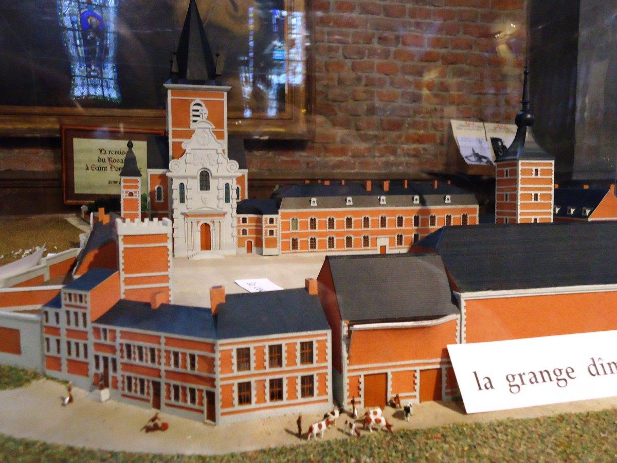 maquette abbaye.JPG