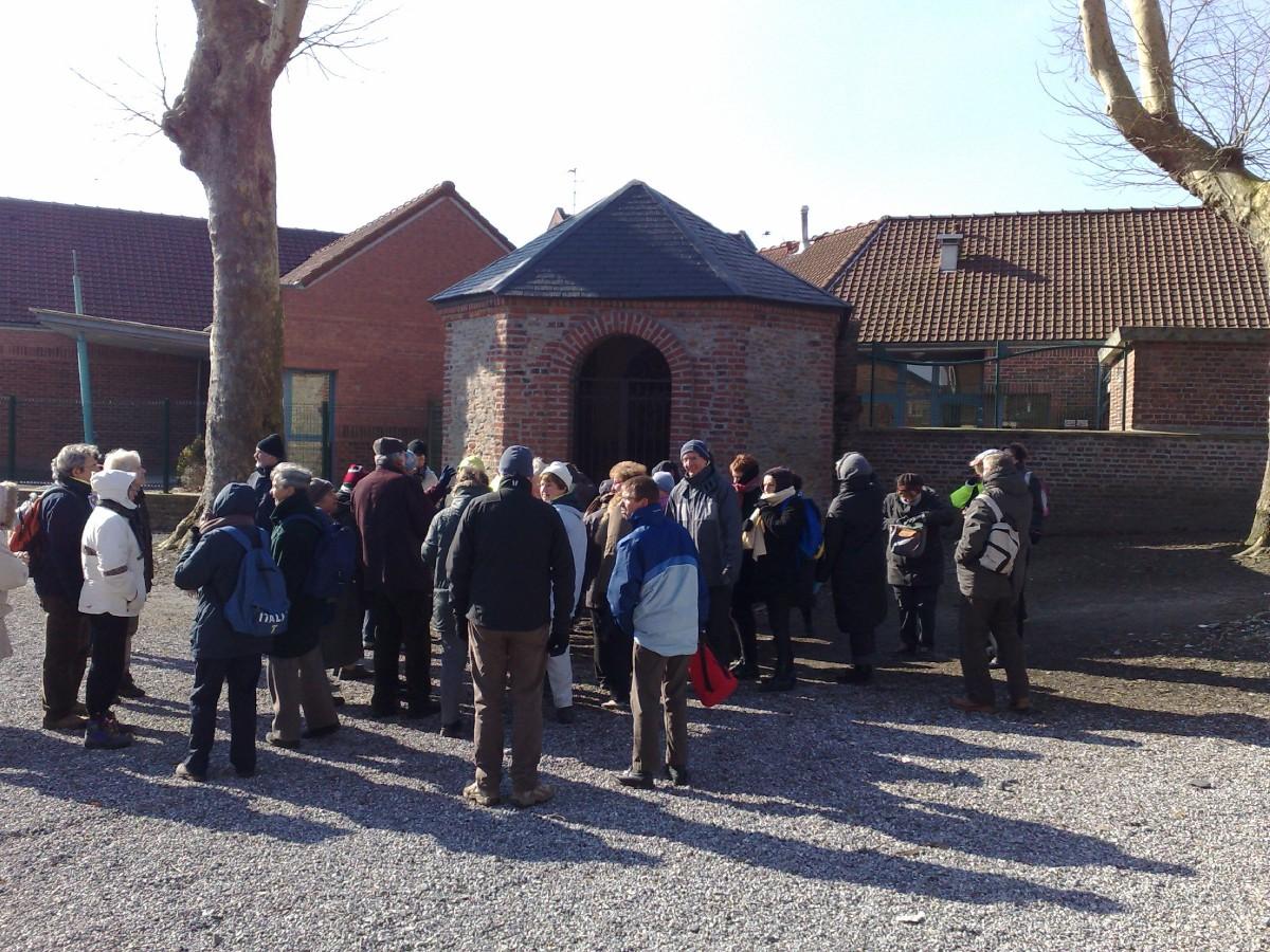 marche a Bruille St Amand (1)