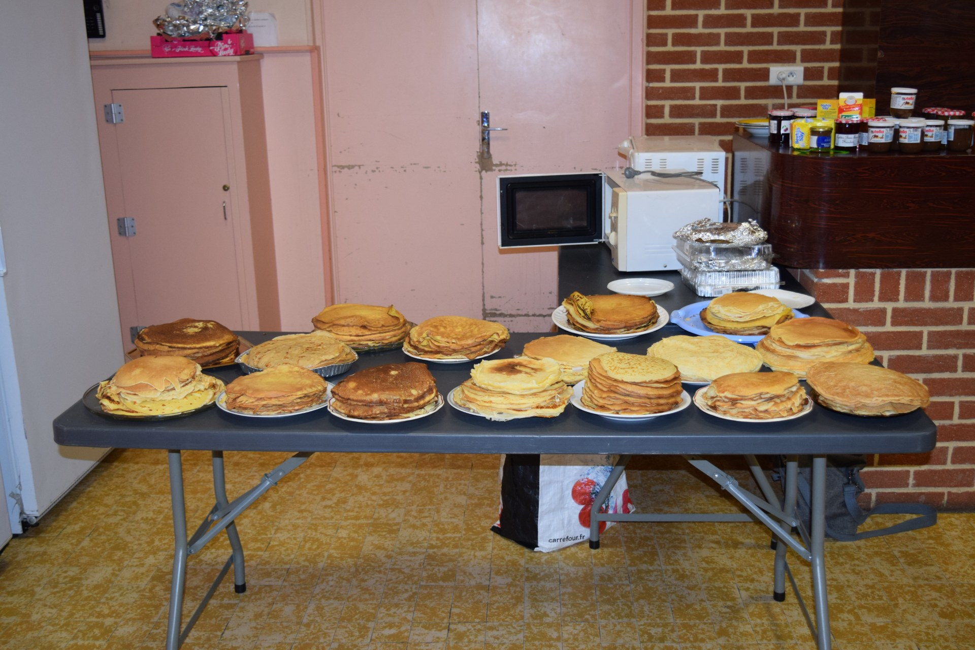 mardi gras en doyenné
