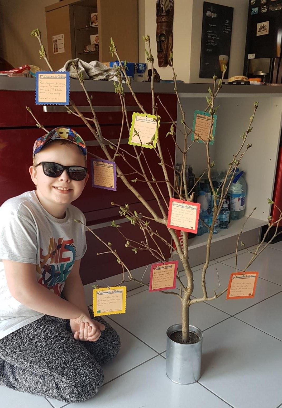 1-Maxence et son arbre