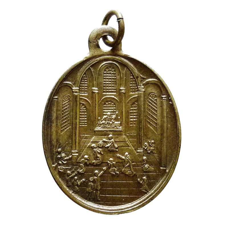 Medaille Jubile seculaire 1855 (avers)