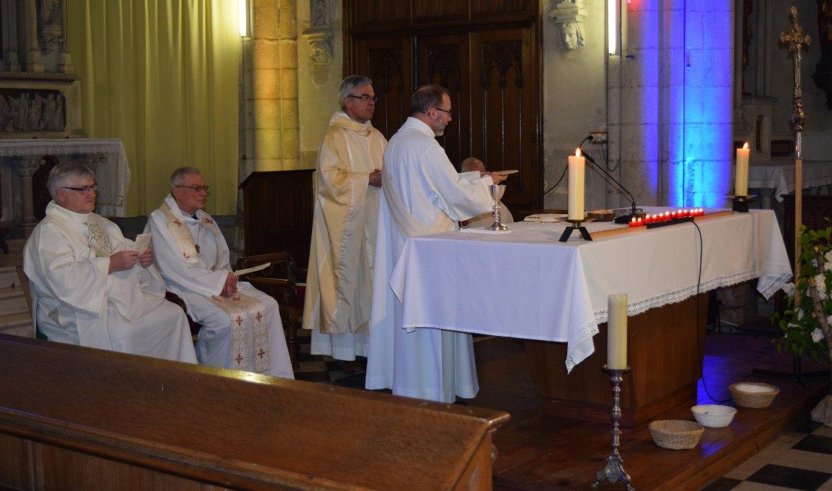 messe des 150 ans Saint-Martin - 12