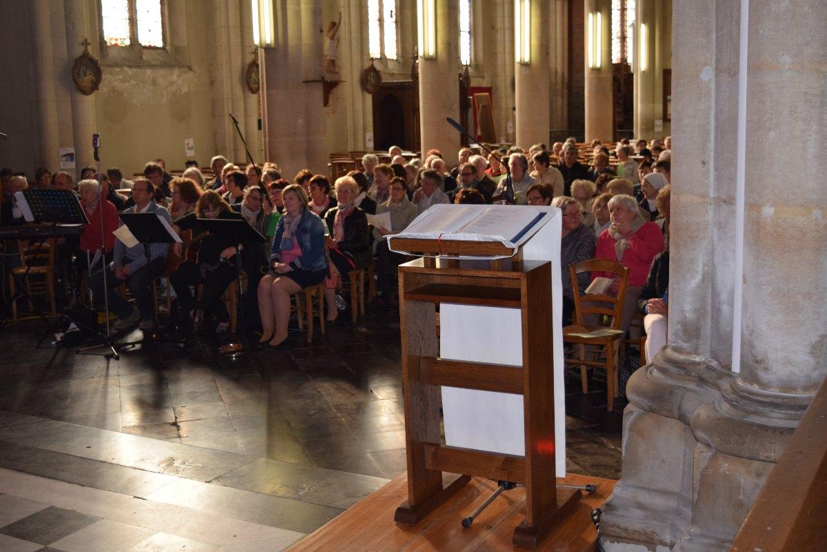 messe des 150 ans Saint-Martin - 3