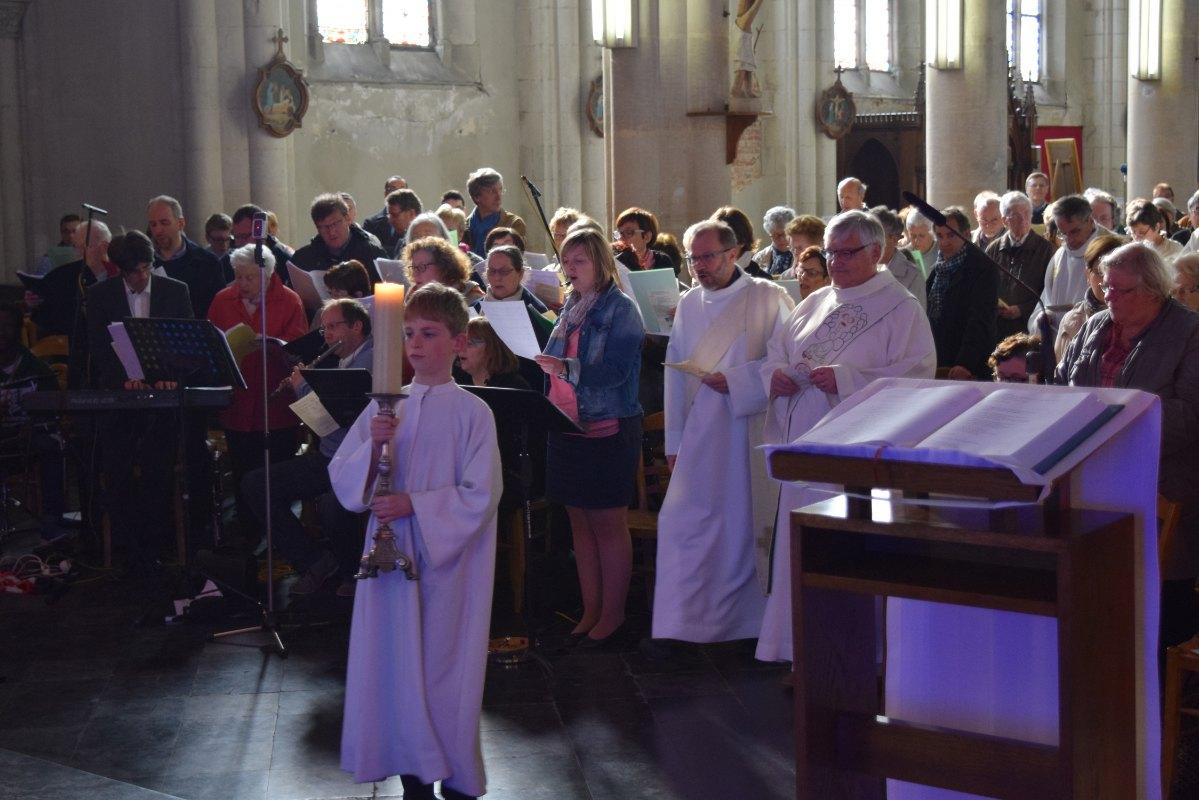 messe des 150 ans Saint-Martin - 5
