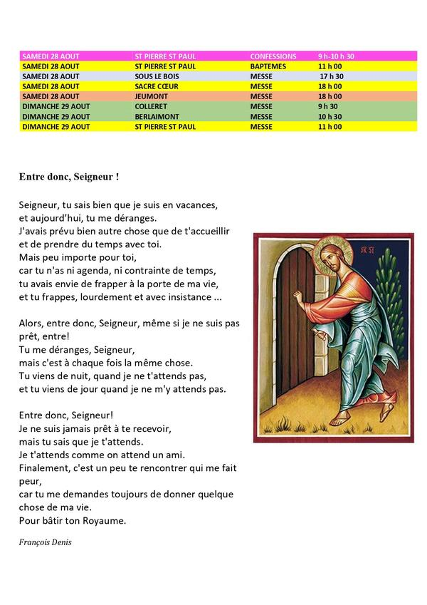MESSE AOUT 2021 page 2