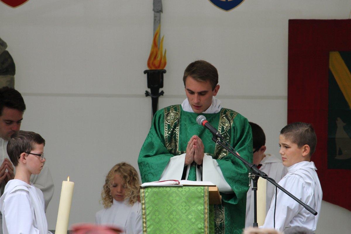 Messe au Patro