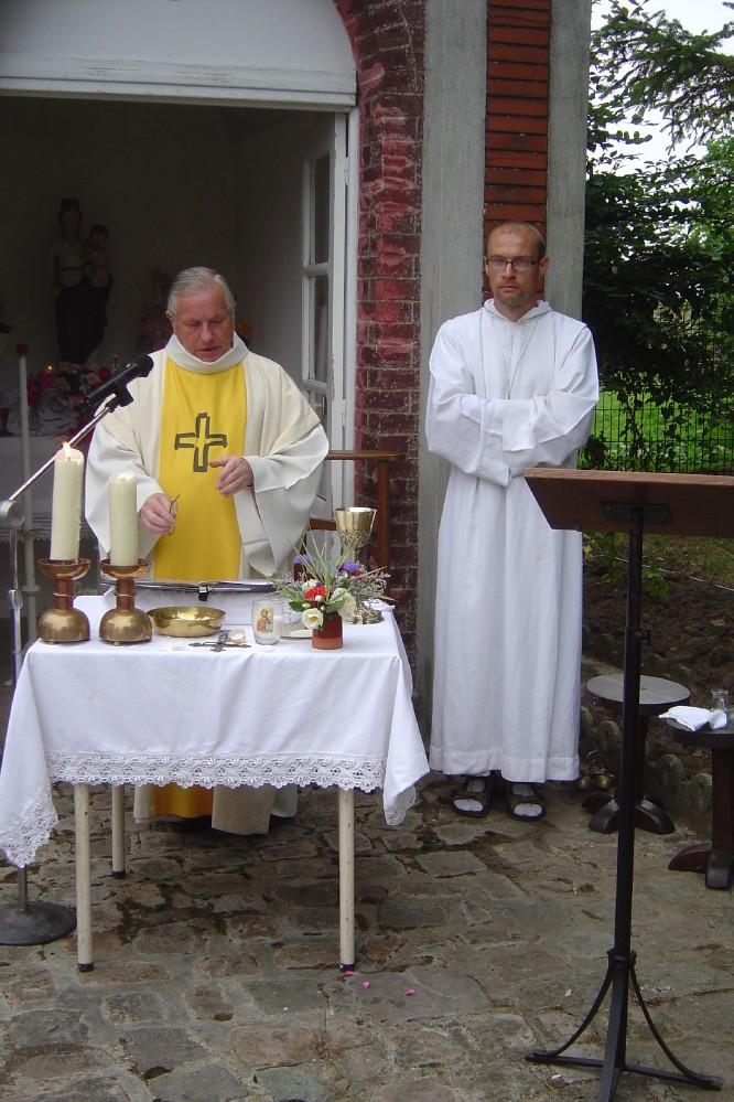 Messe à la chapelle ND de Bonne Espérance