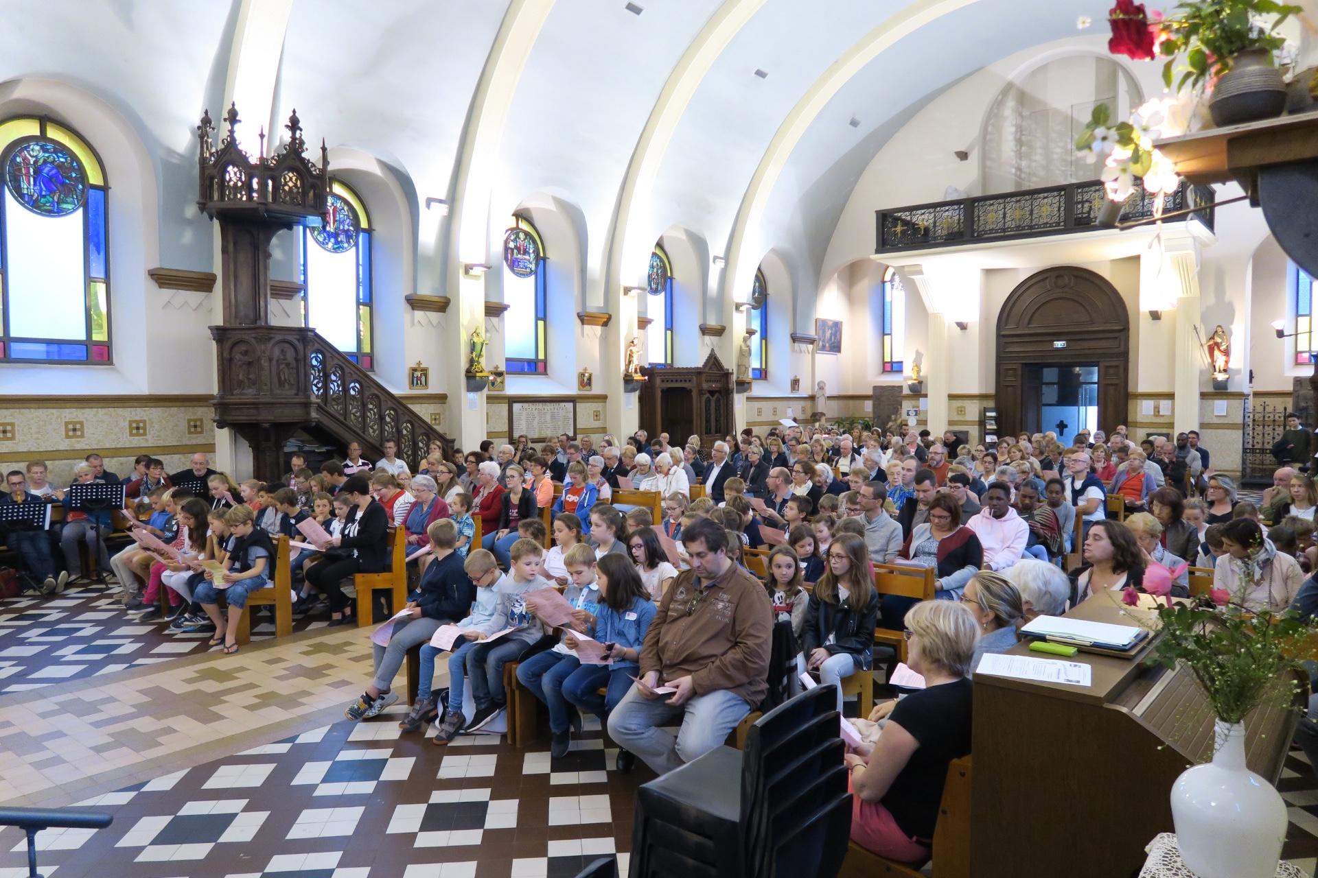 Messe de rentree Kt 2018IMG_1821