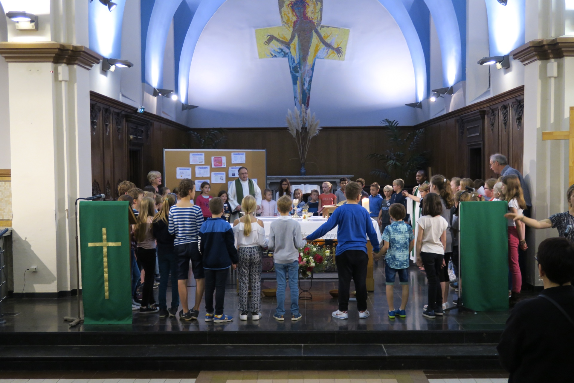 Messe de rentree Kt 2018IMG_1845