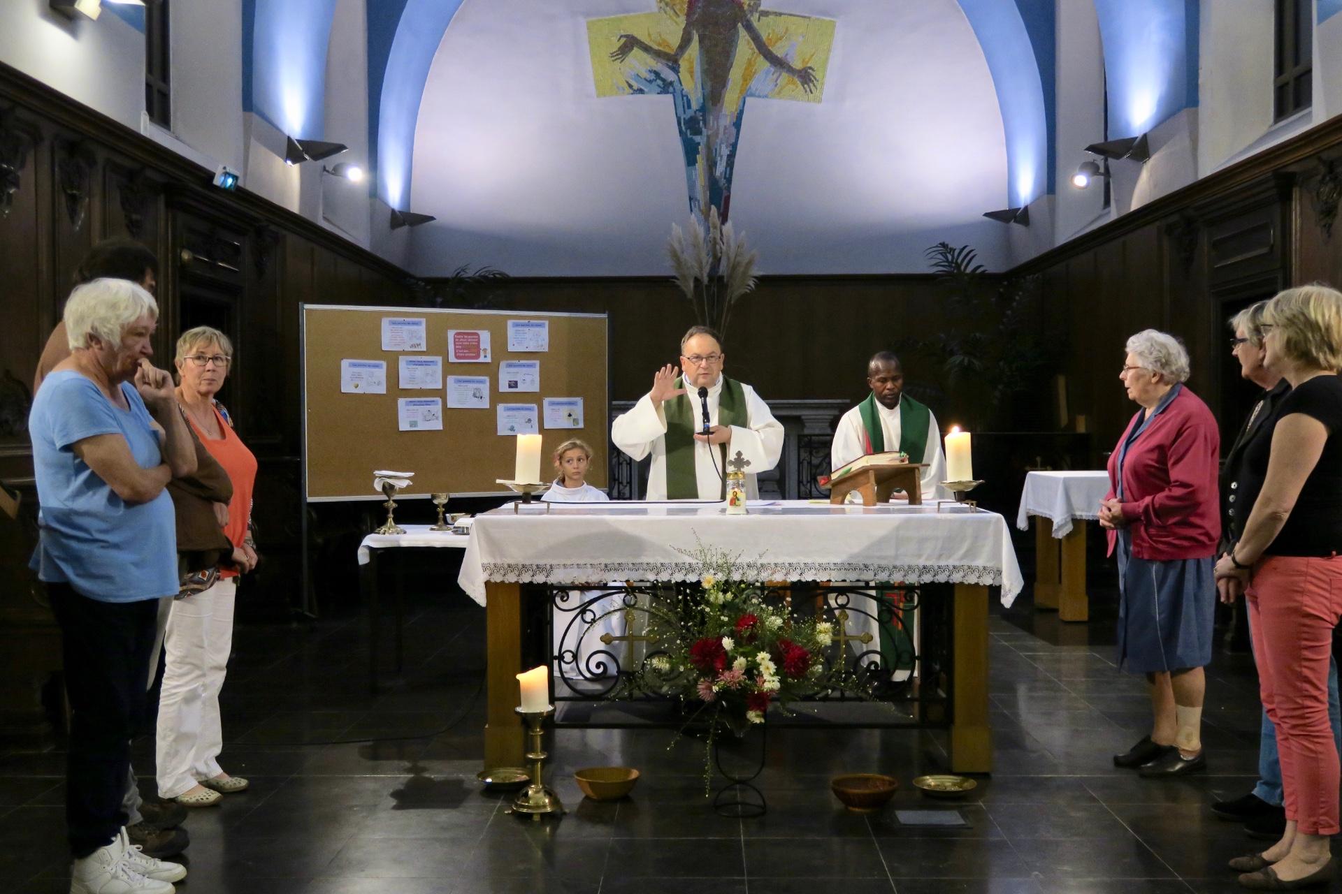 Messe de rentree Kt 2018IMG_1847