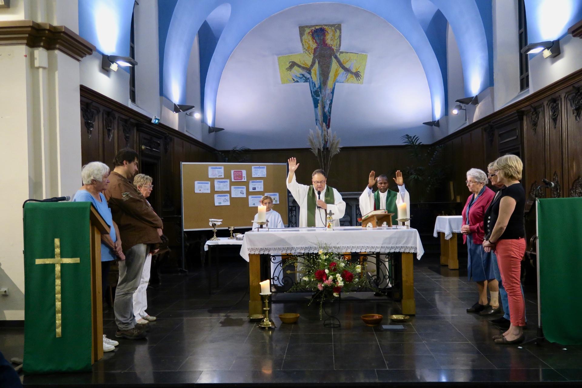 Messe de rentree Kt 2018IMG_1850