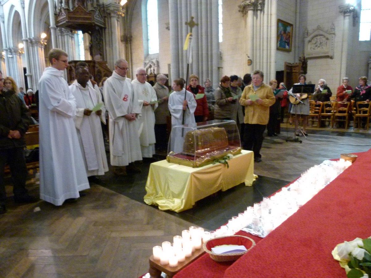 messe de depart _ Louis et Zelie Martin (5).JPG