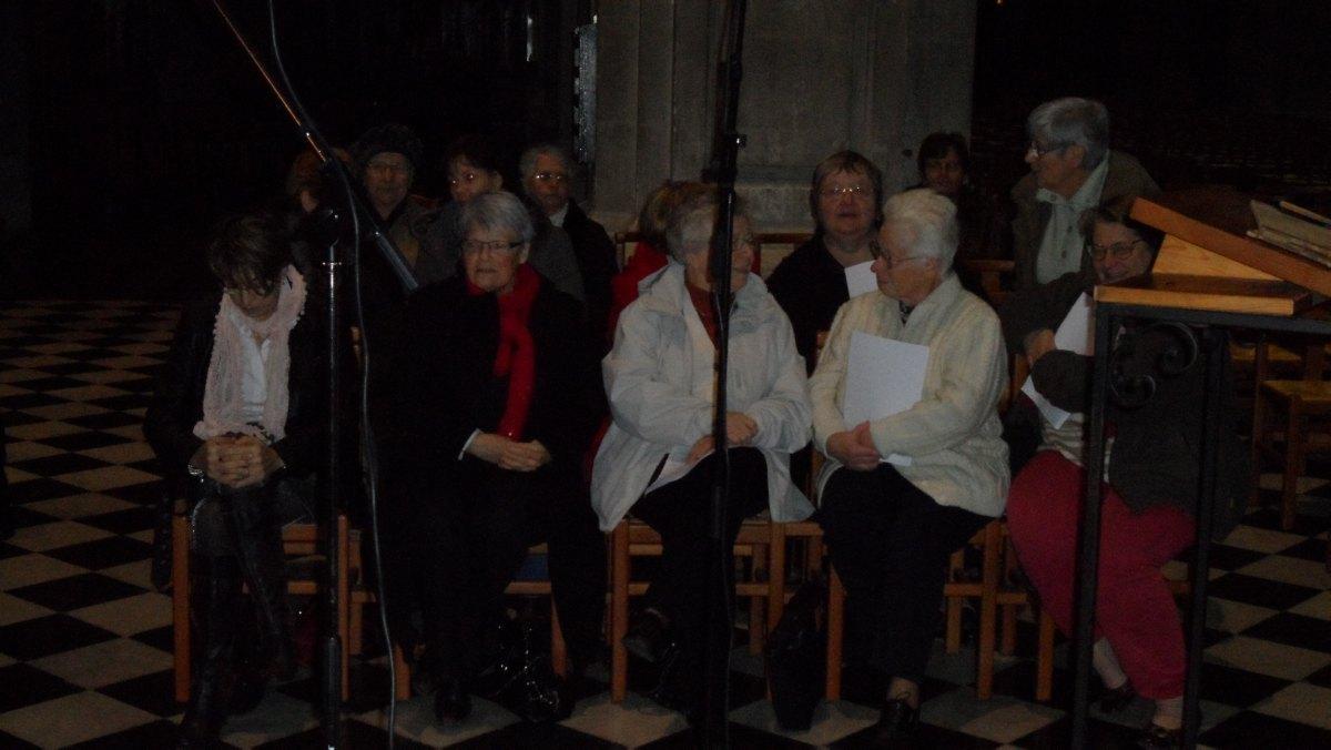 Cambrai - Cathédrale - 8 janvier 2012