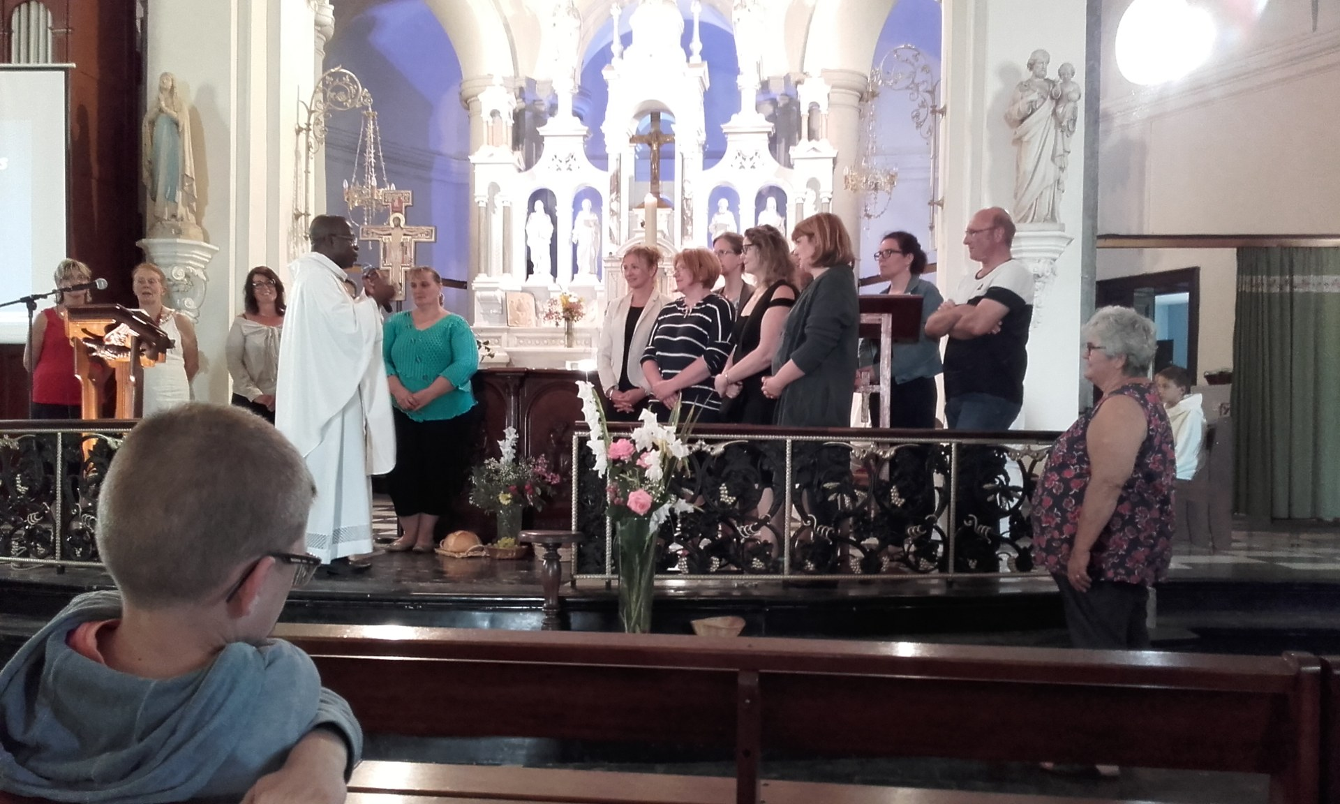 Messe des familles 17 juin 2017 11