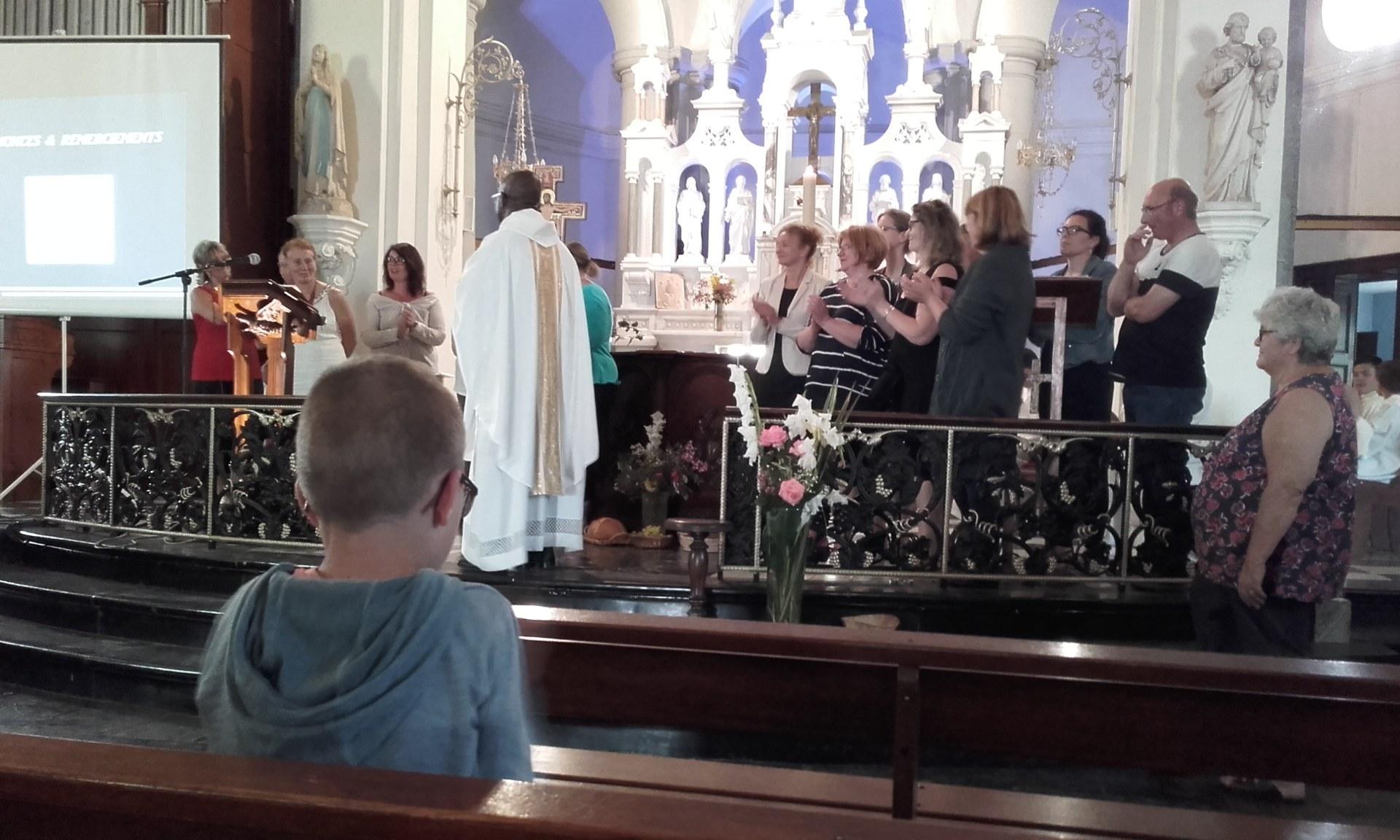Messe des familles 17 juin 2017 12