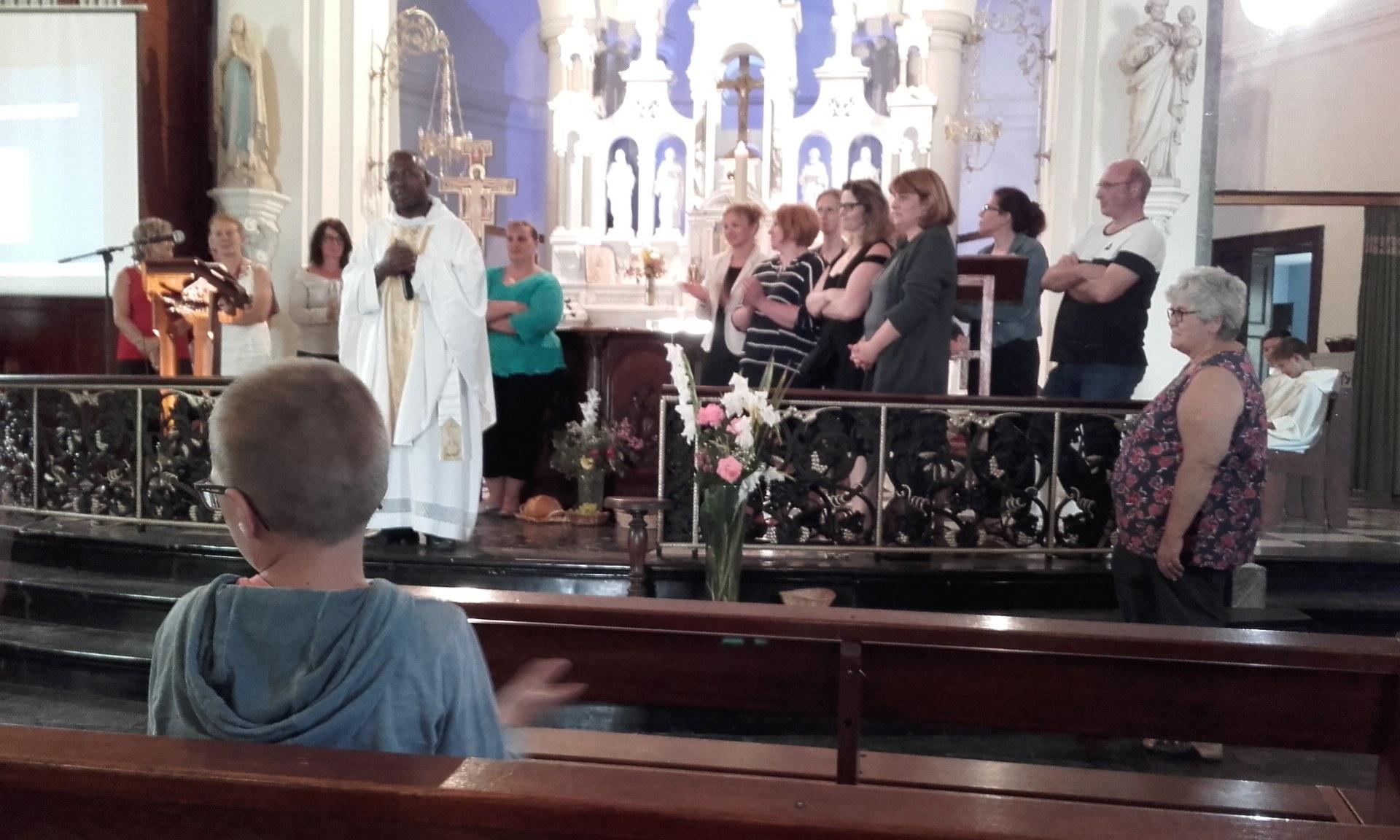 Messe des familles 17 juin 2017 13