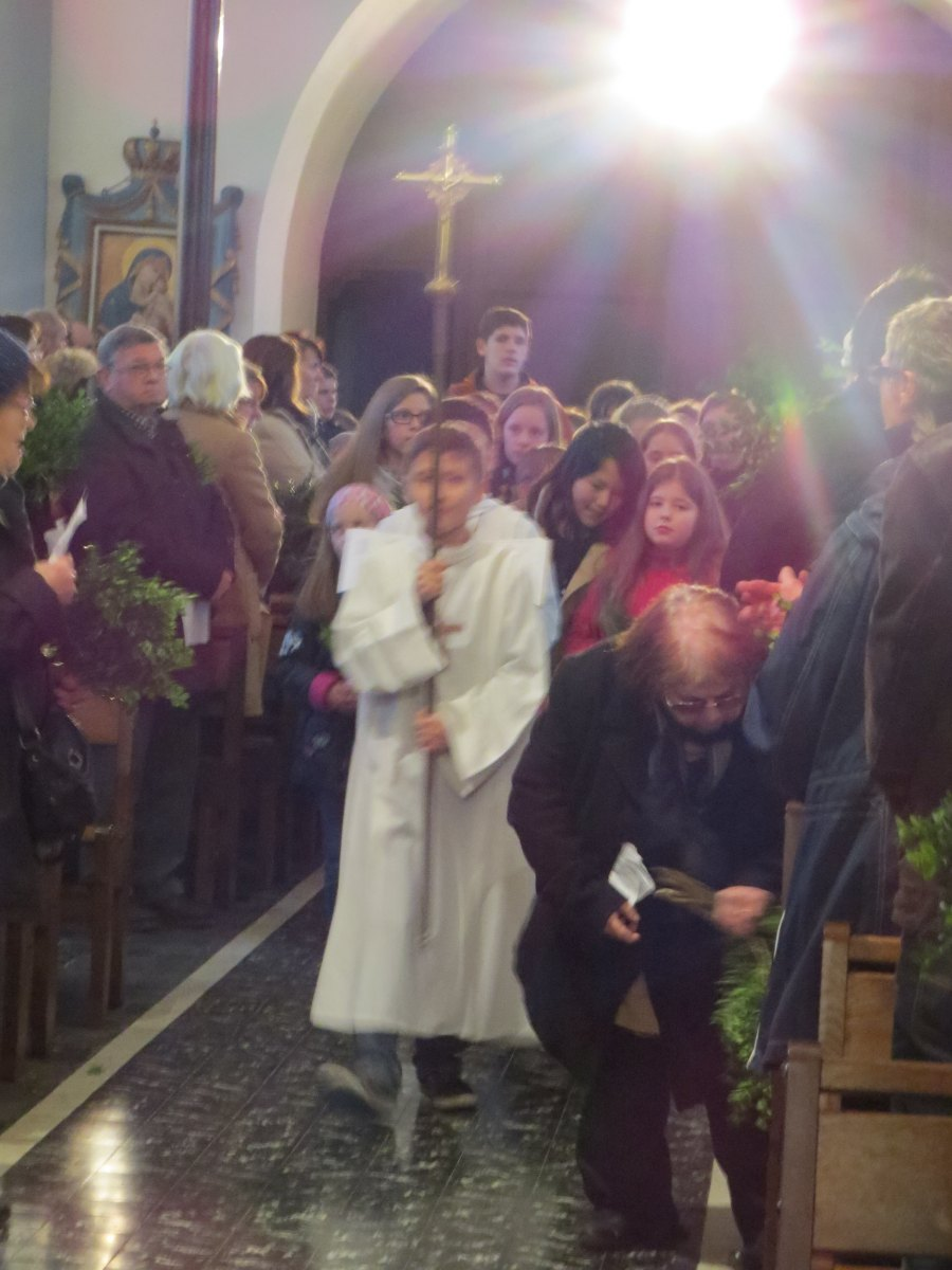 Messe familles aux Rameaux HERGNIES St Fr (02)