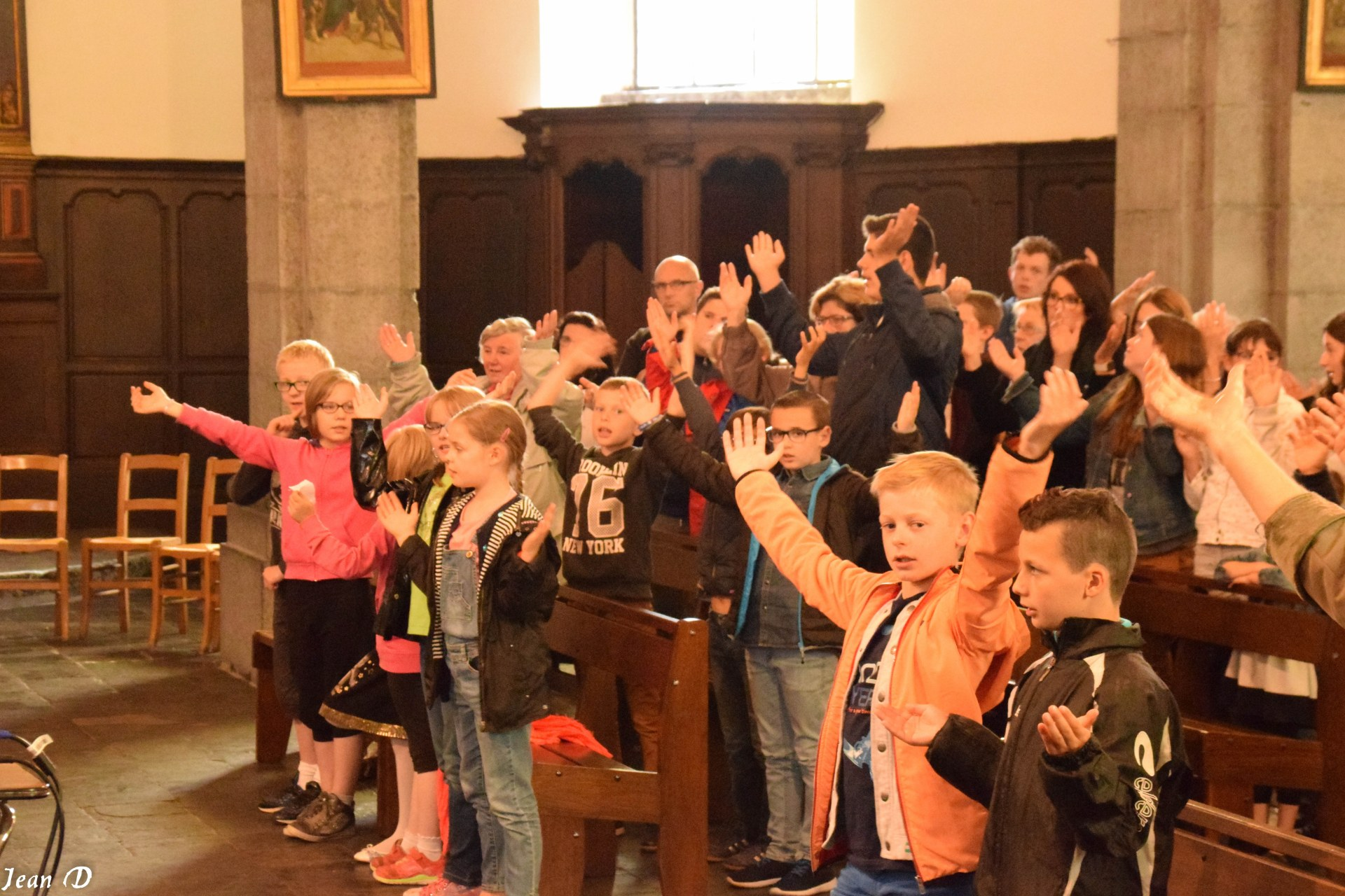 Messe Familles Juin 2016