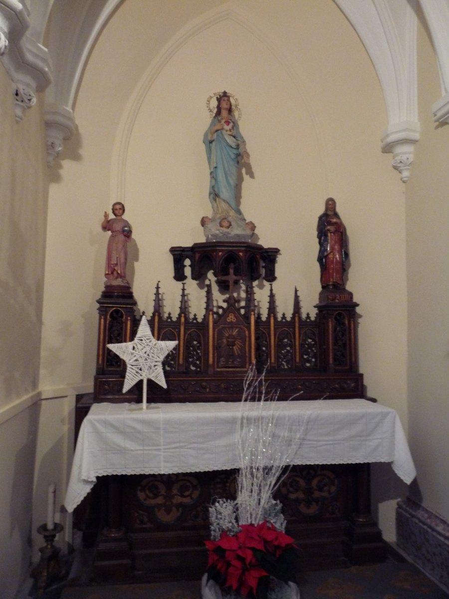 église de Lesdains