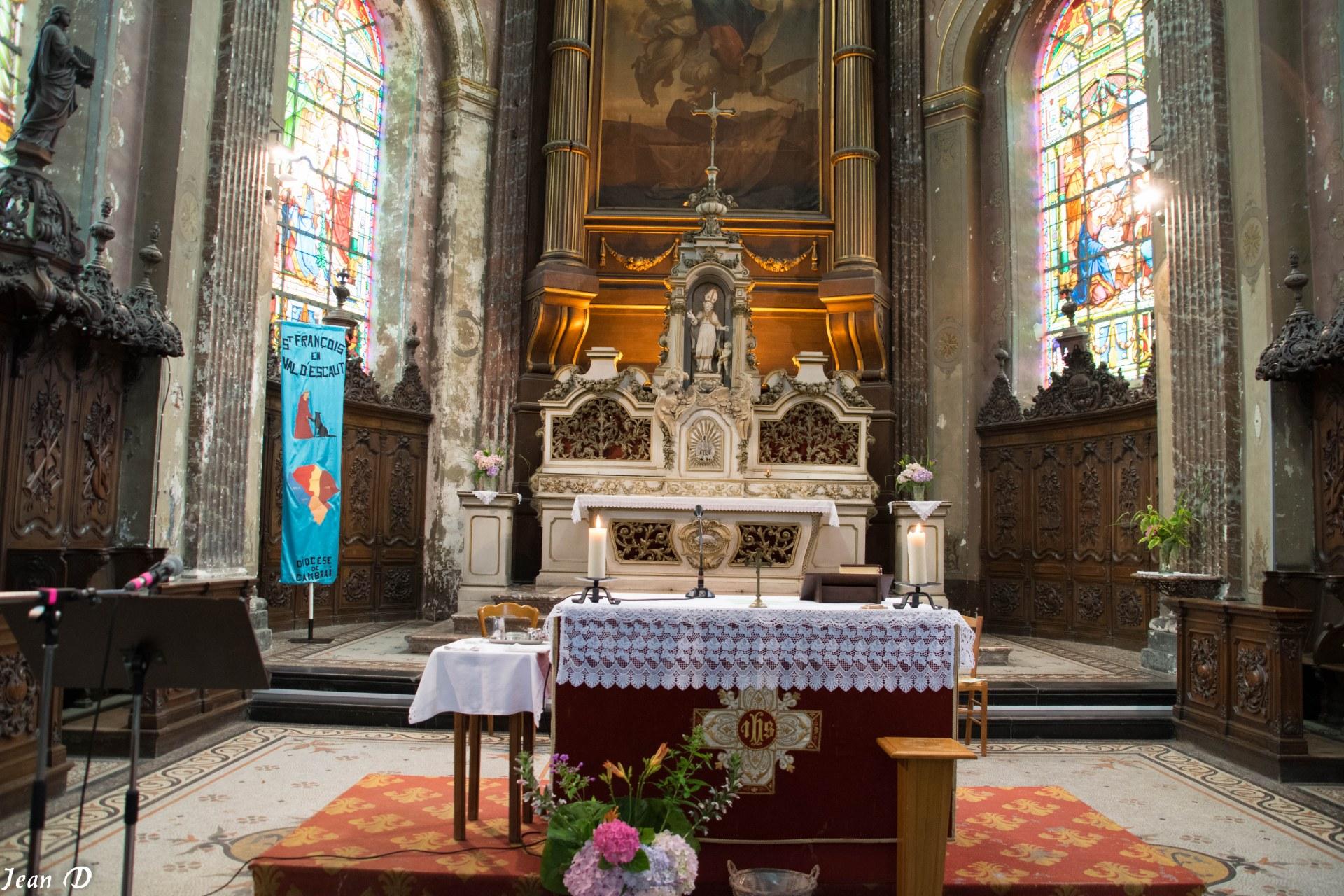 Messe 3 Juillet 2016 10