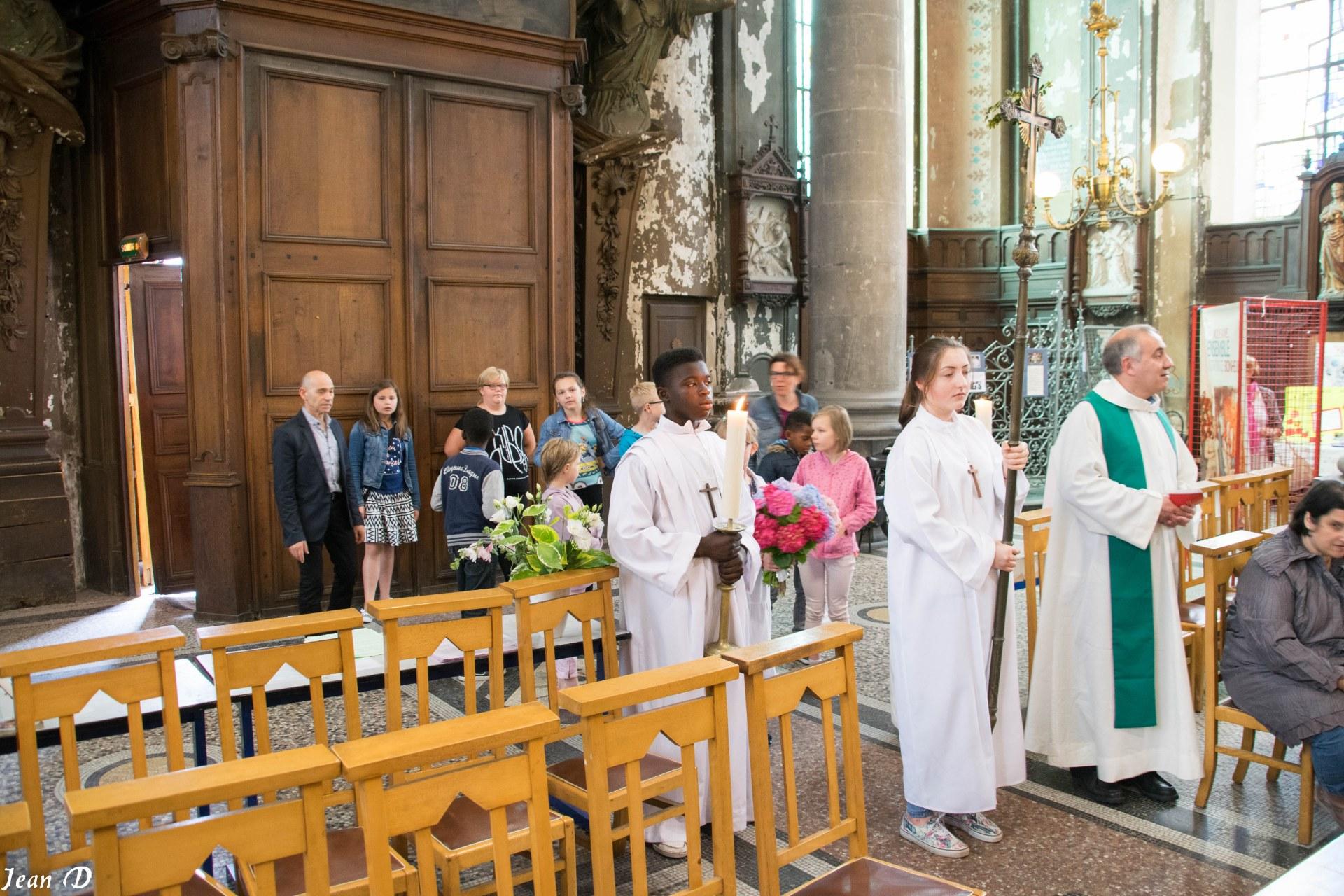 Messe 3 Juillet 2016 12