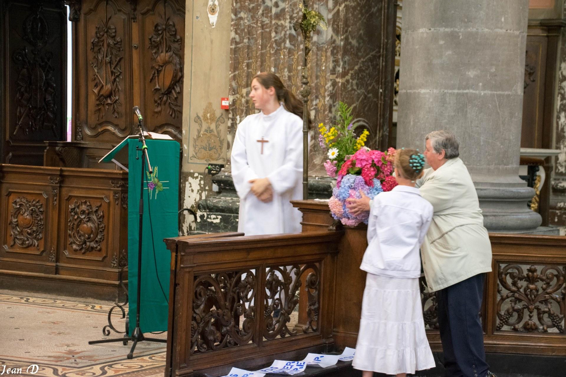Messe 3 Juillet 2016 13