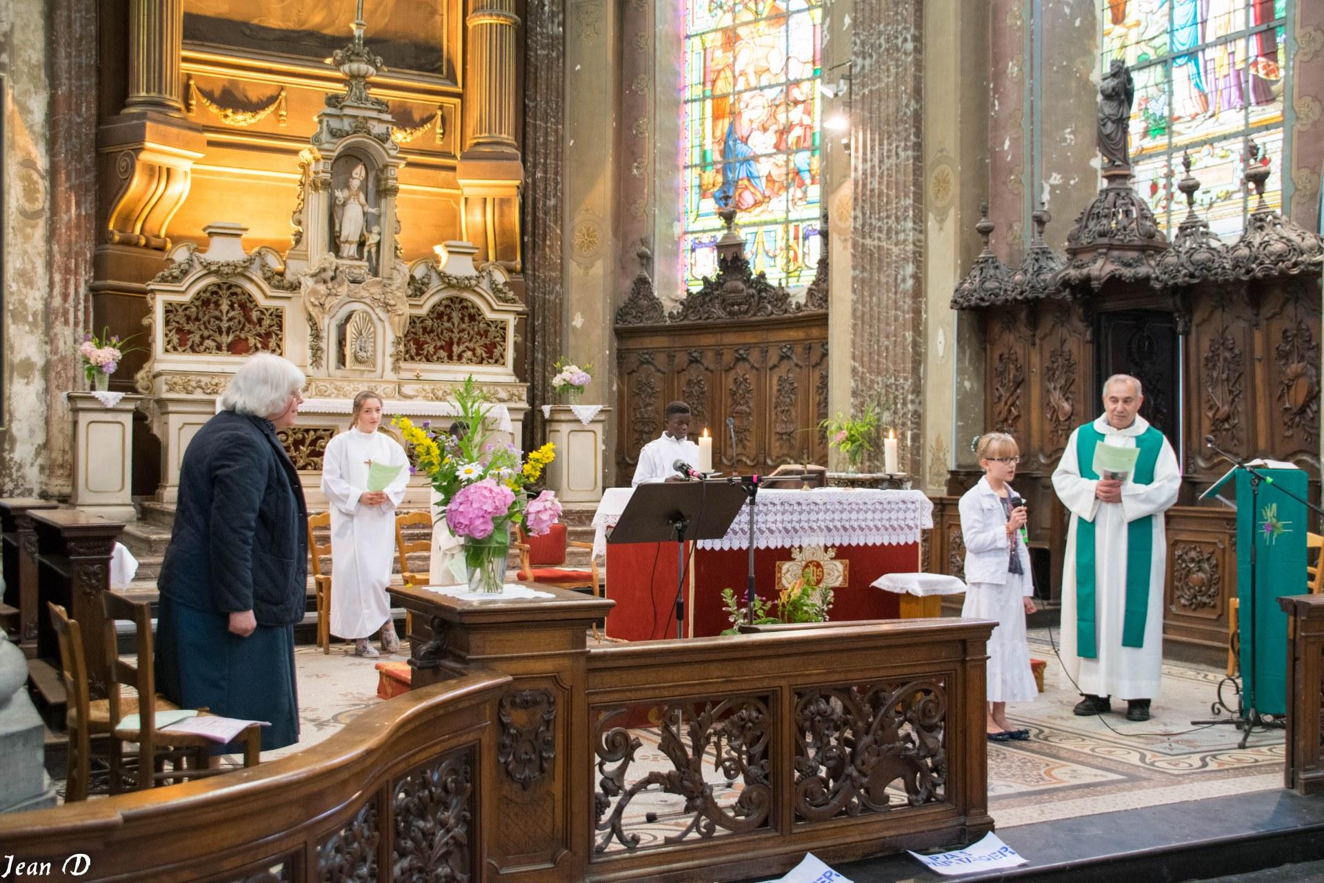 Messe 3 Juillet 2016 17