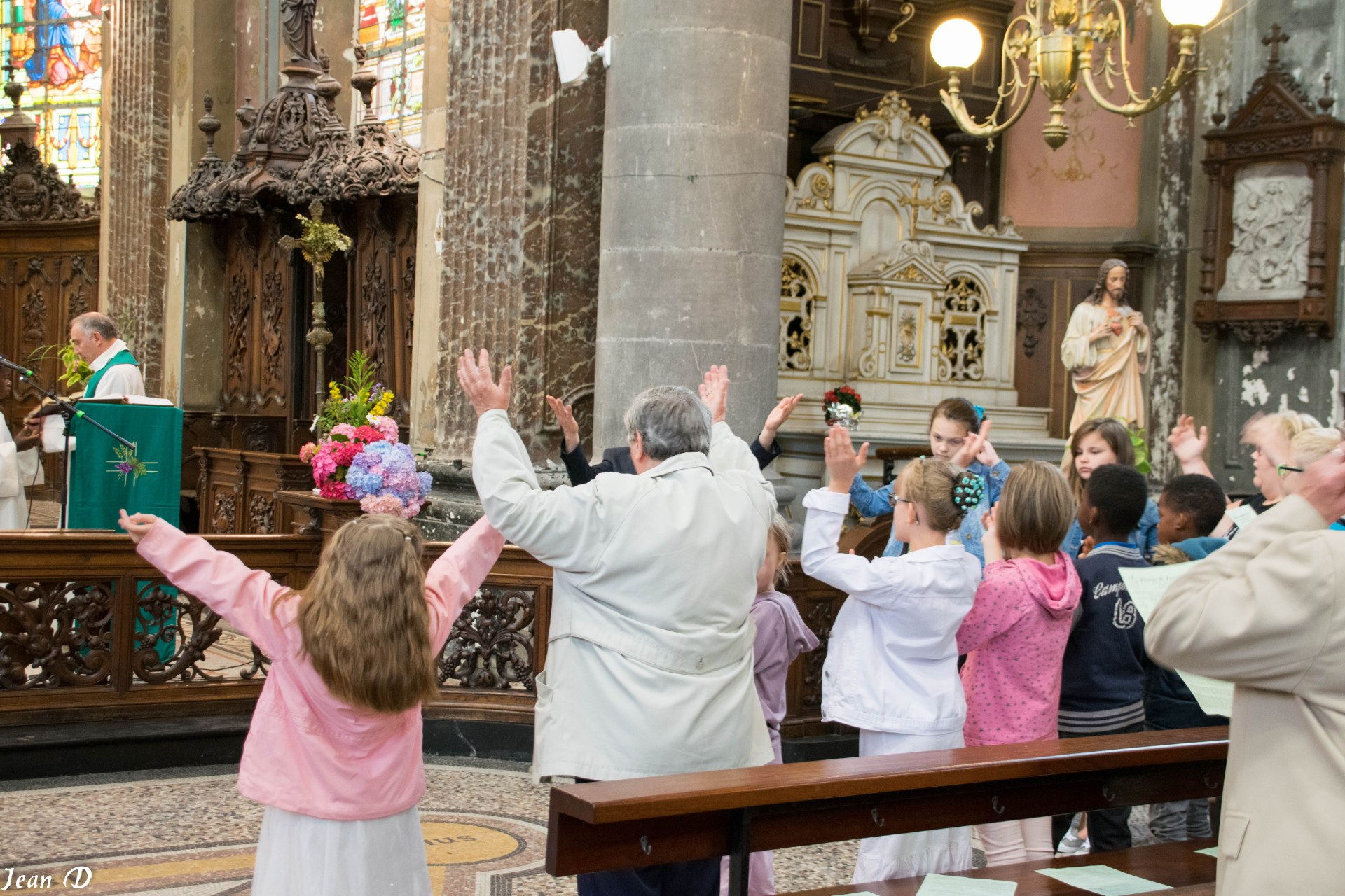 Messe 3 Juillet 2016 21