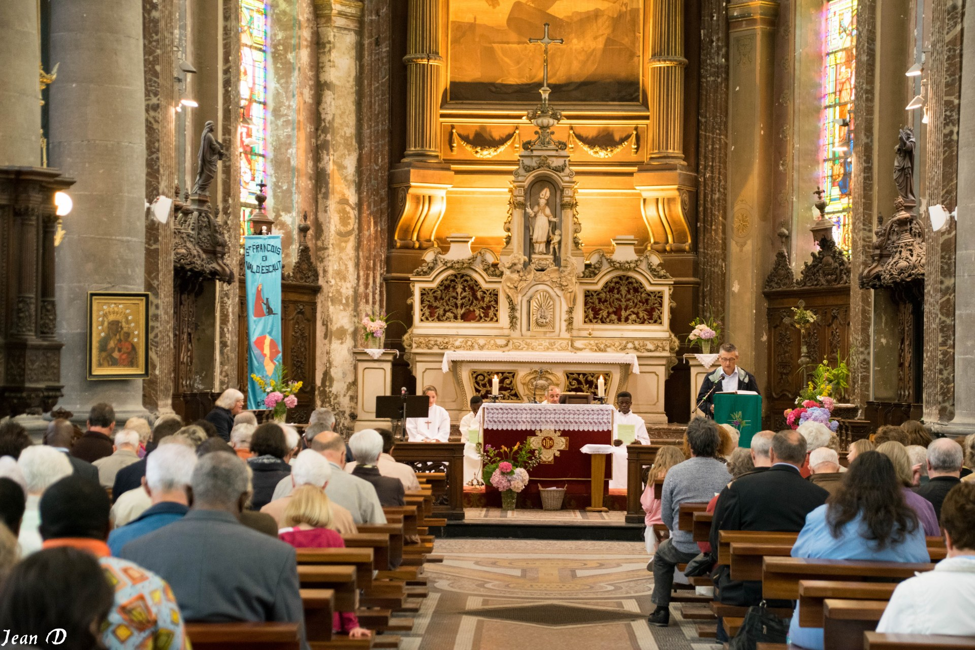 Messe 3 Juillet 2016 22