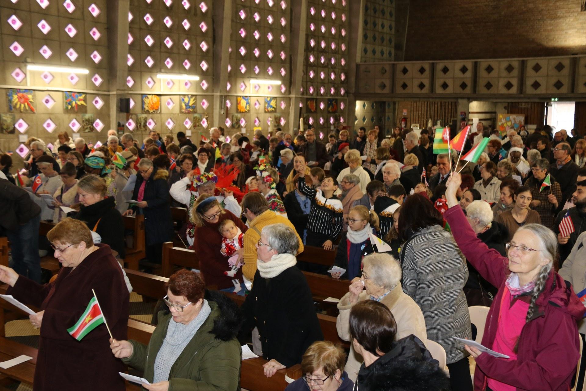Messe des Nations 105