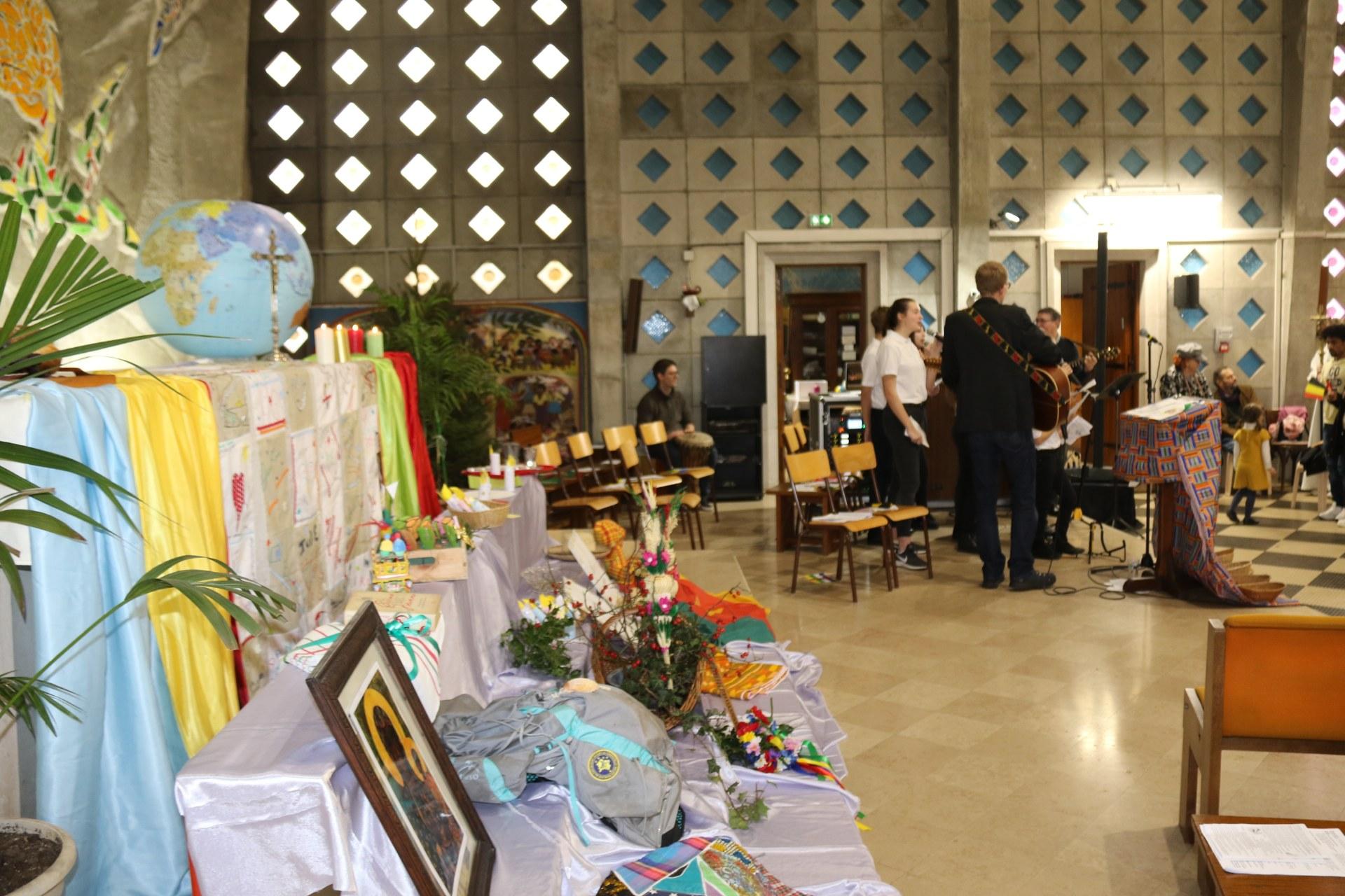 Messe des Nations 106