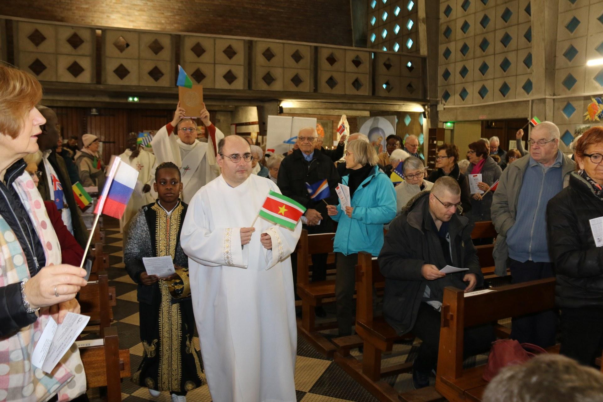 Messe des Nations 13