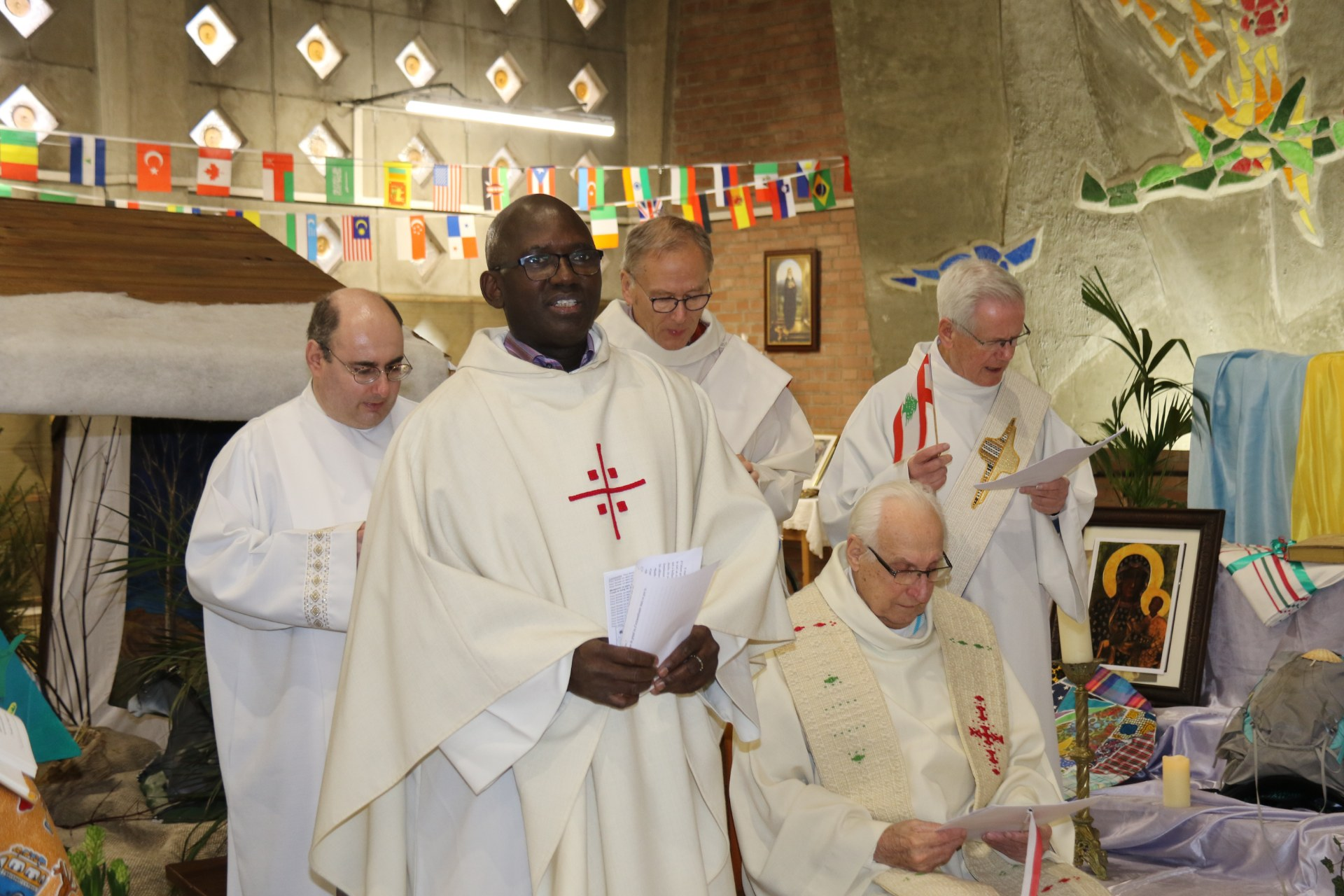 Messe des Nations 21