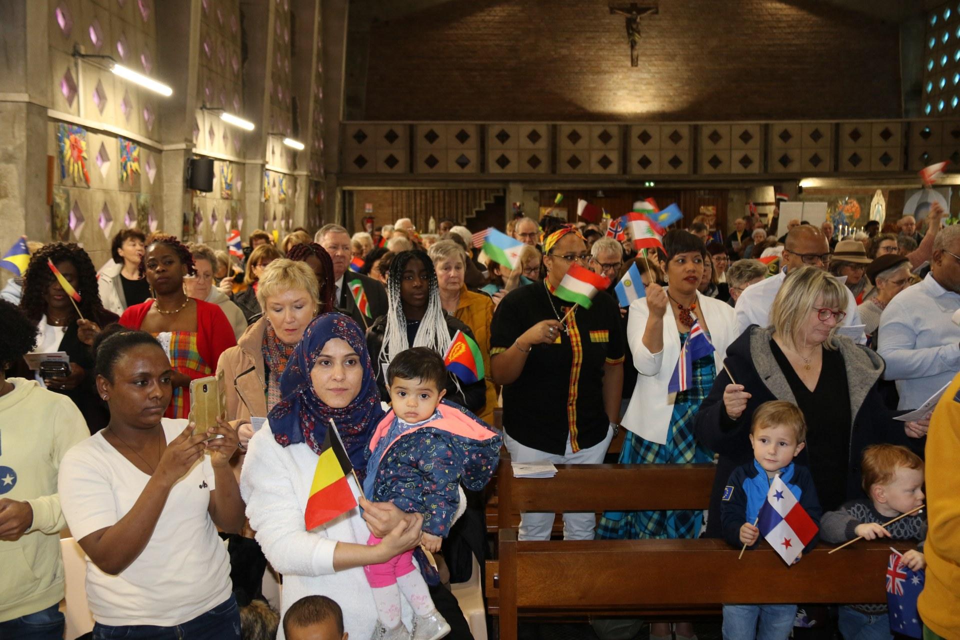 Messe des Nations 22