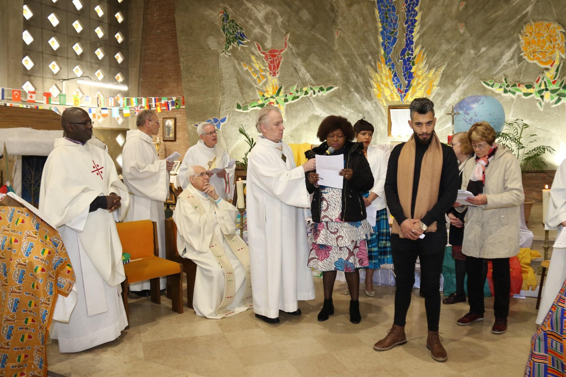 Messe des Nations 50