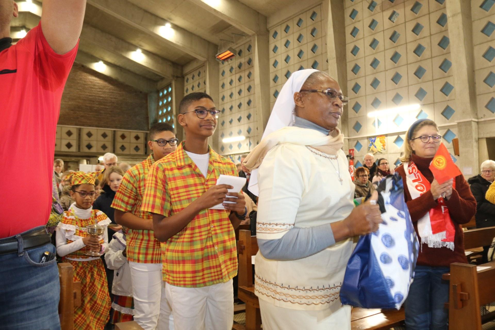 Messe des Nations 63