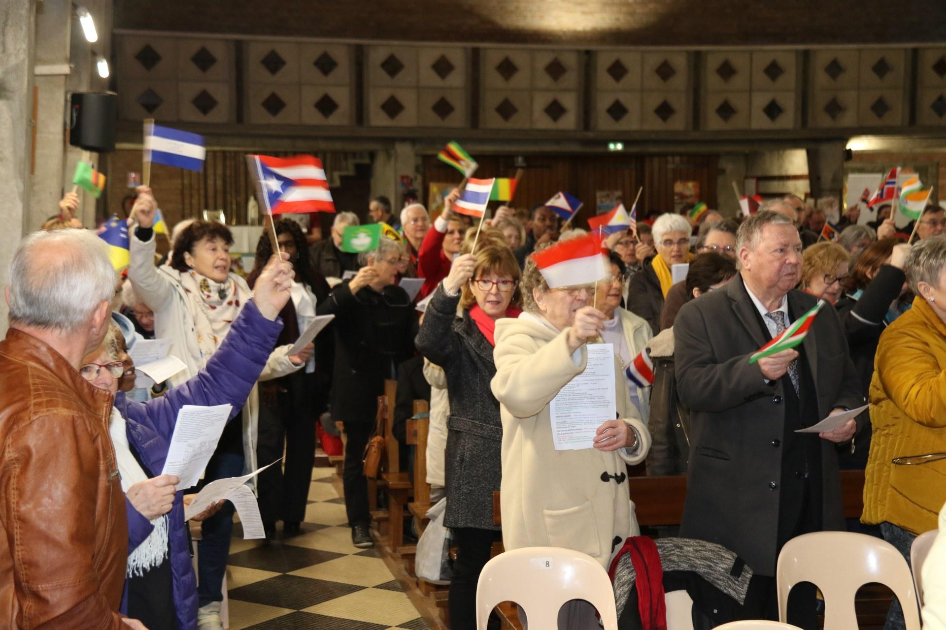Messe des Nations 73