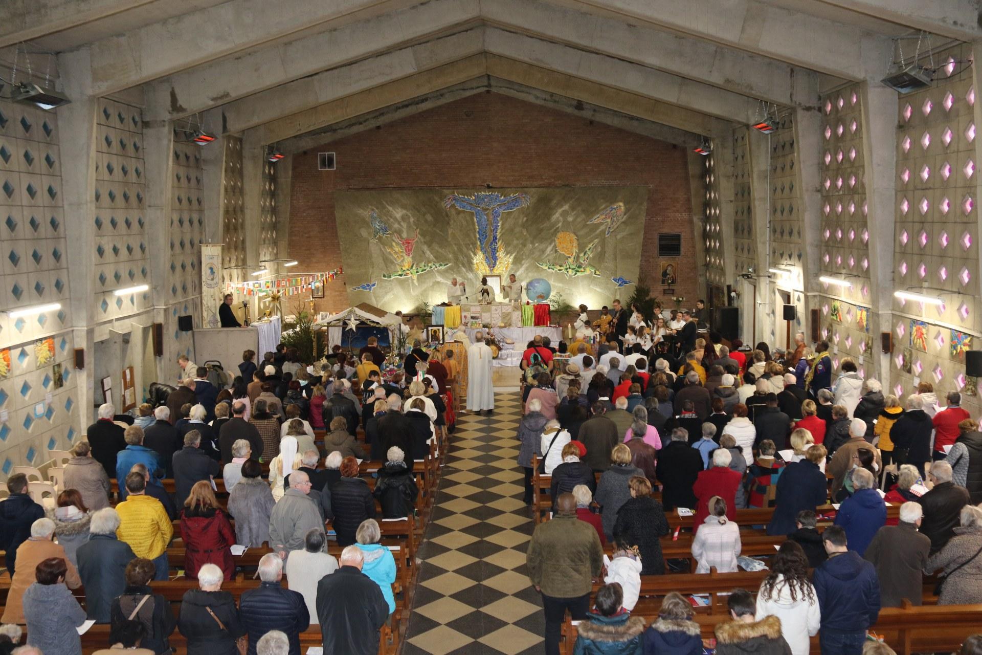 Messe des Nations 77