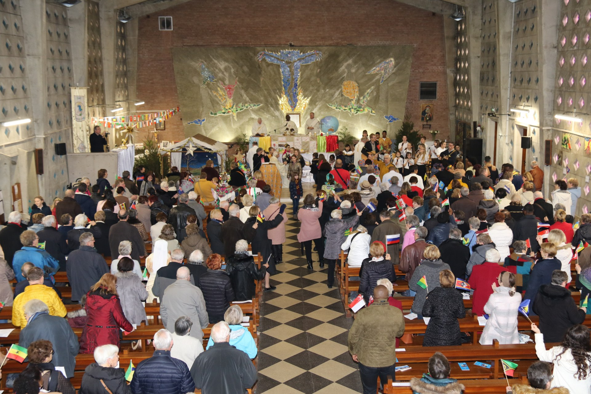 Messe des Nations 83